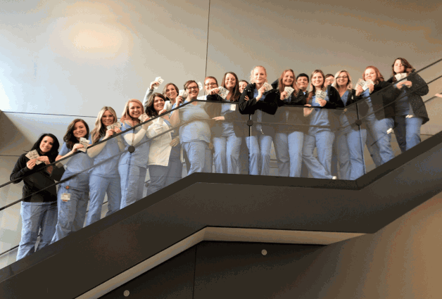 Spring 2019 Practical Nursing Leave a Legacy Scholarship
