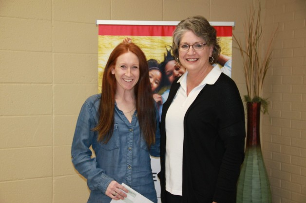 Hannah Townsend Receives Spring 2019 Mary Sallee Single Parent Scholarship