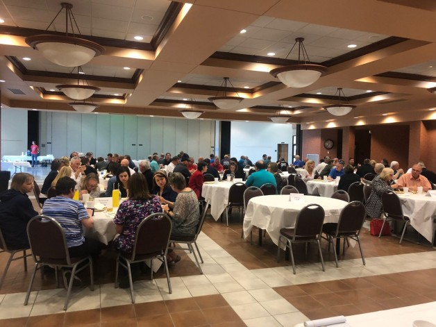 BRTC Advisory Dinner Held