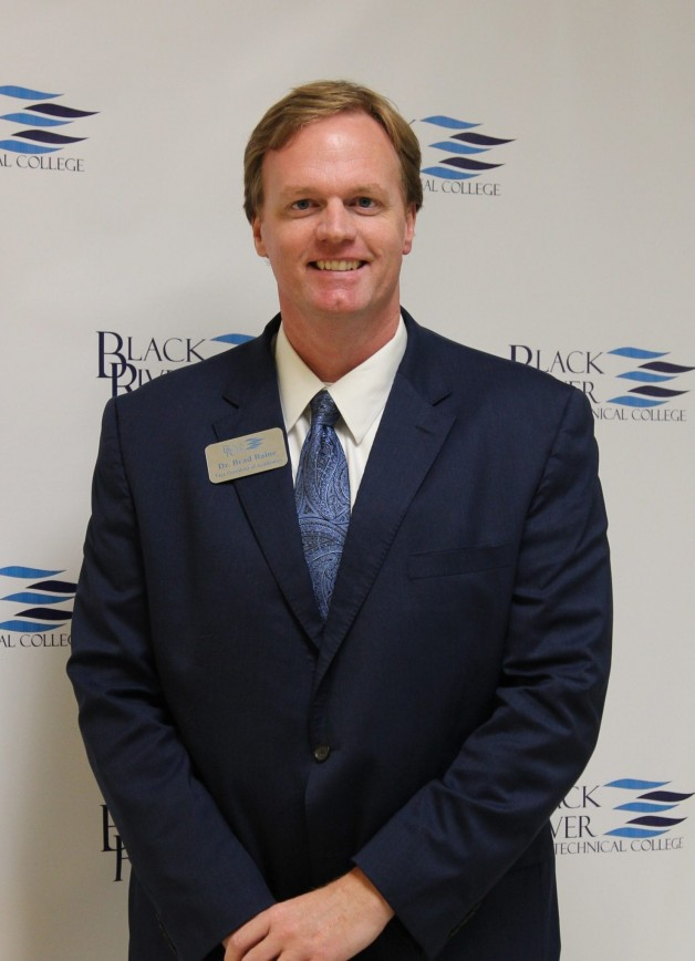 Dr. Brad Baine Begins Position as BRTC's Vice President of Academic Affairs