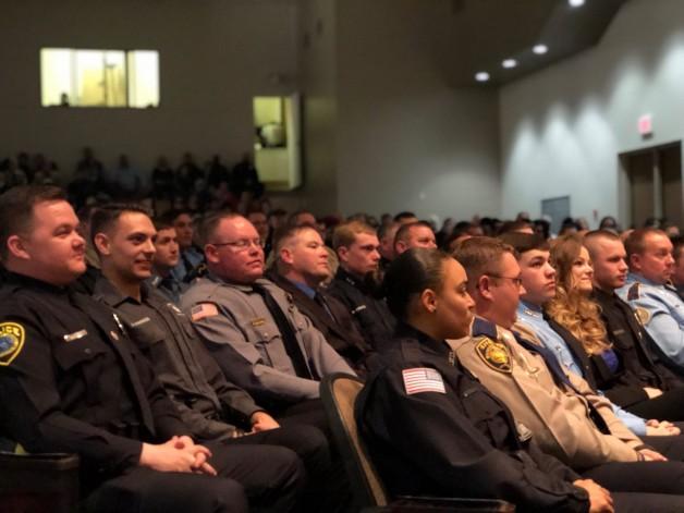 BRTC Law Enforcement Training Academy Holds Graduation