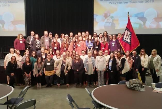 PN Attended the Arkansas Prescription Drug Abuse Summit
