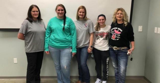 Katie Blankenship Kirby Scholarship Awarded to 2 BRTC Students