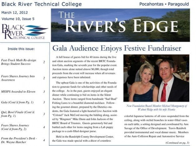 The River's Edge – Volume 10, Issue 5