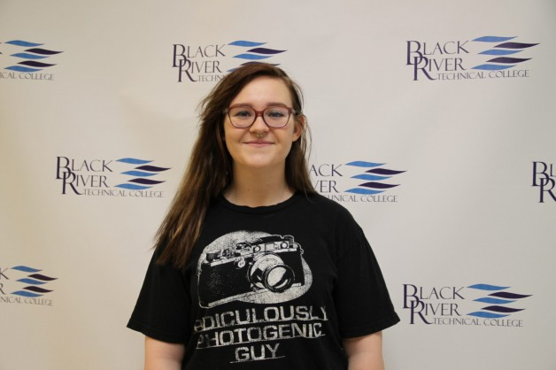 BRTC Awards Sylvia Cagle Single Parent Scholarship to Hannah Anderson