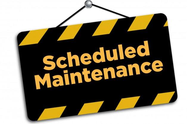 Scheduled Maintenance on Friday 6/19