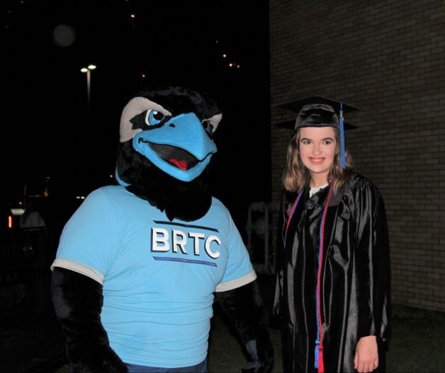 BRTC Mascot Reveal and Graduation
