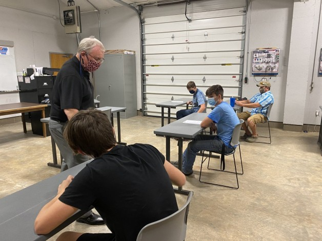 Industrial Electricity/Electronics Courses Now Offered on the Paragould Campus