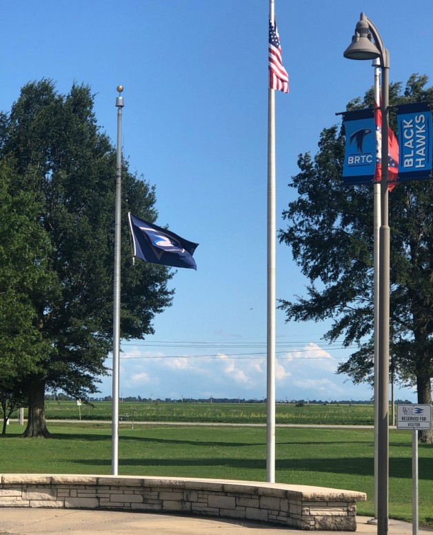 Black River Technical College Mourns the Loss of a Student and Starts a New Tradition