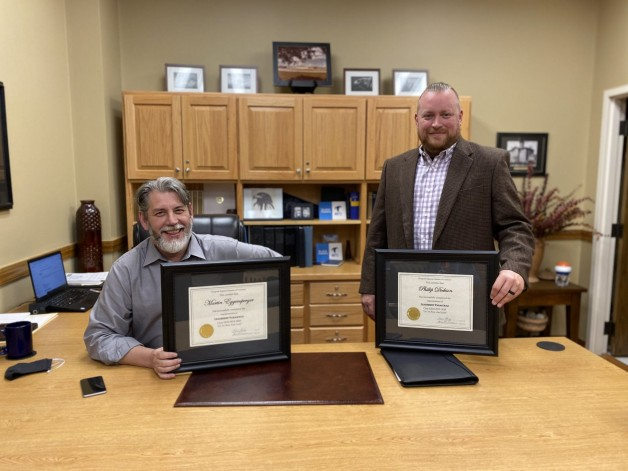 Two of BRTC's Employees Graduate from Leadership Paragould