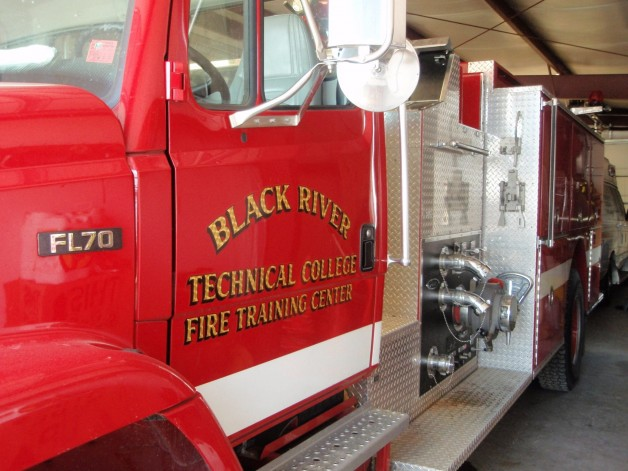 BRTC's Fire Science Students Achieve 100% Pass Rate
