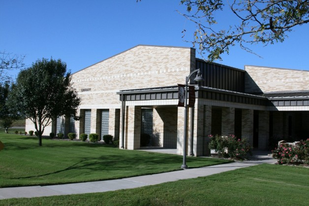 BRTC's Library Receives Praise from Members of the Community