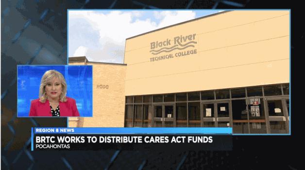 Black River Technical College will distribute over $800,000 in grant money