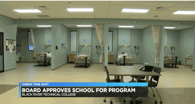 Black River Technical College now offering a new 'traditional' path to nursing