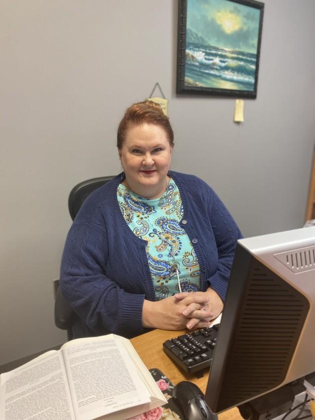 Joan Linnstaedter, BRTC English Instructor, Presents at 40th ArkADE Conference