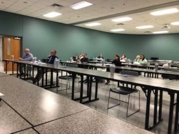 BRTC Hosts Meetings for Area Industry Leaders