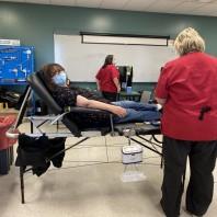 BRTC Paragould Hosts American Red Cross Blood Drive