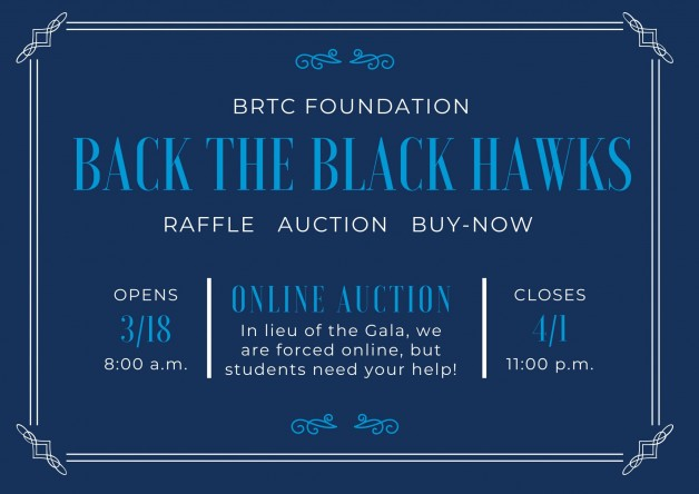 BRTC Foundation Gala Virtual Auction