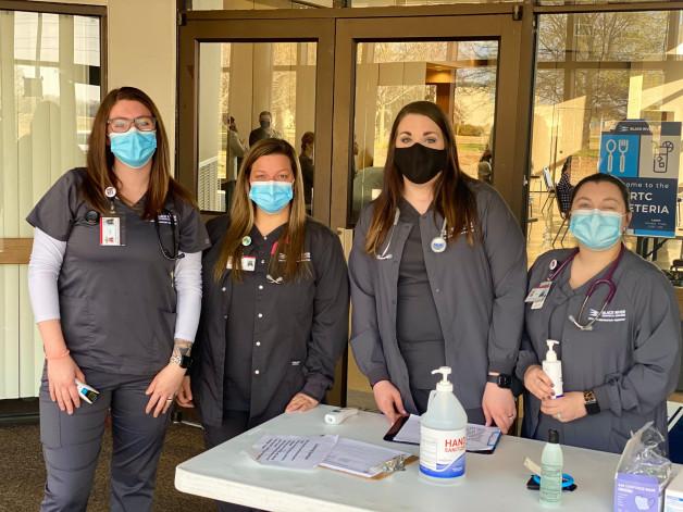 BRTC Hosts Vaccination Clinic