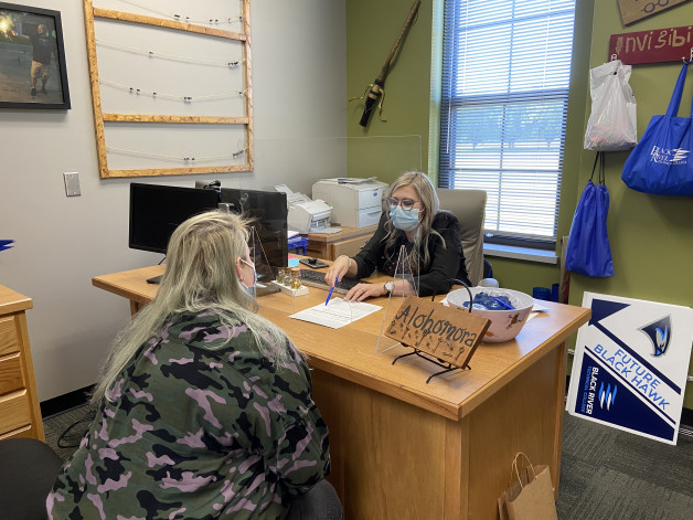 BRTC Offers Mobile Admissions and Registration
