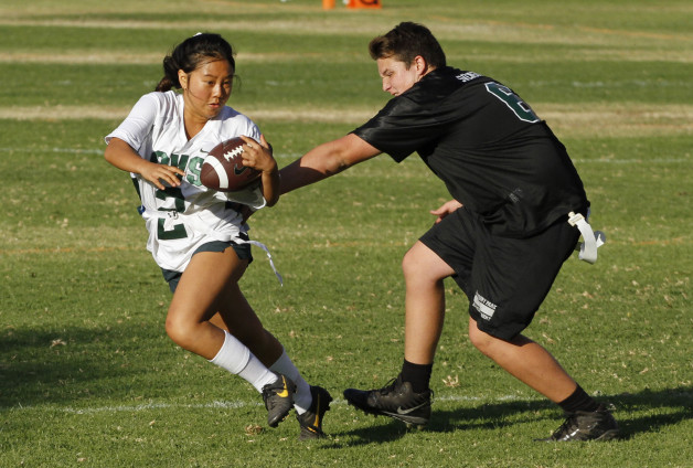 Black Hawks to Start a Competitive Flag Football Team