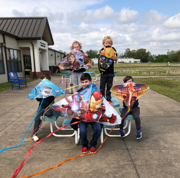 BRTC's Corporate and Community Education Department Hosts Kite Flying Event