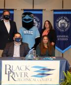 Jorgie Hulsey Signs with BRTC