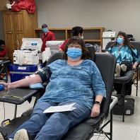 BRTC Paragould Hosts Blood Drive