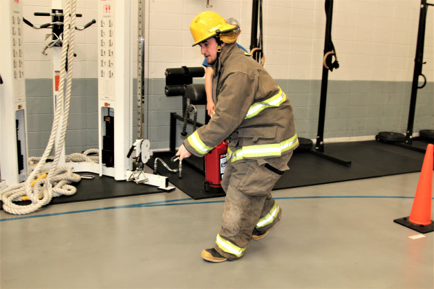 BRTC Hosts First Annual Firefighter Games