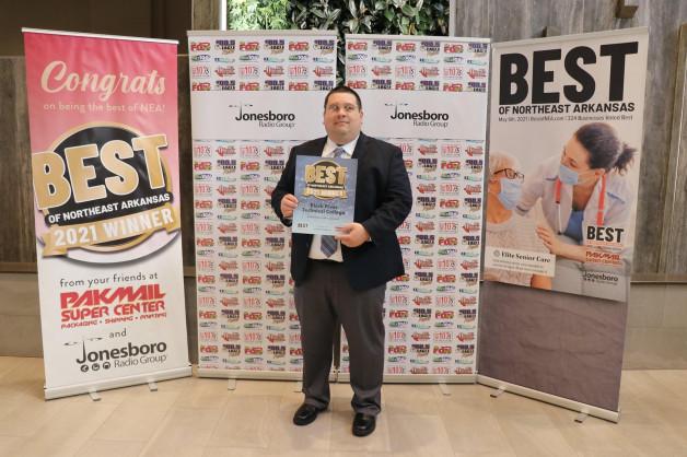 BRTC Named Best Of NEA