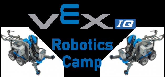 JULY – VEX IQ Robotics Camp