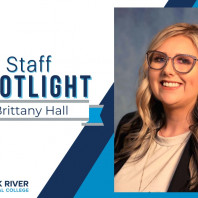 Staff Spotlight—Brittany Hall