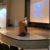 Arkansas Division of Higher Education Director, Dr. Maria Markham, Speaks at BRTC