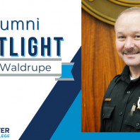 Alumni Spotlight: Tony Waldrupe