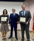 BRTC Employees Graduate from Leadership Paragould