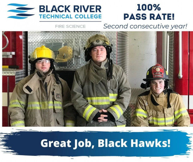 Fire Science Hits 100% Pass Rate