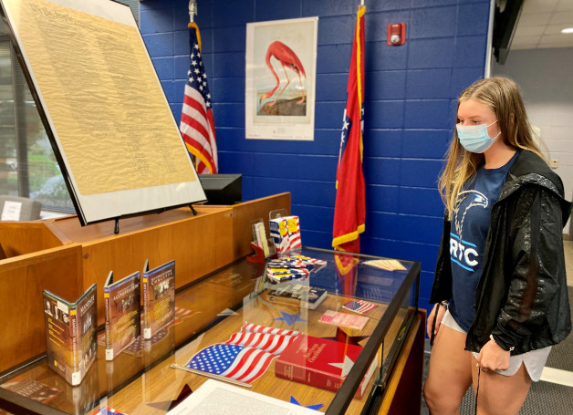 Black River Technical College Celebrates Constitution Day