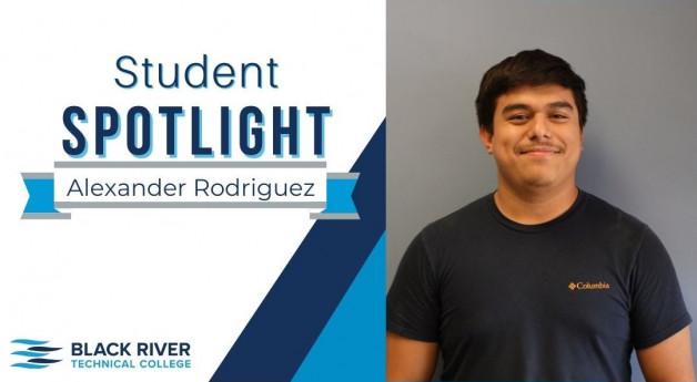 Student Spotlight: Alexander Rodriguez