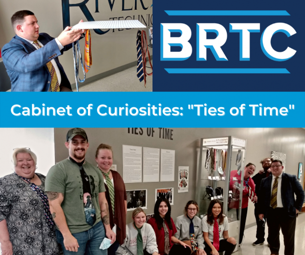 """""""Ties of Time"""" Now on Display in the Cabinet of Curiosities"""