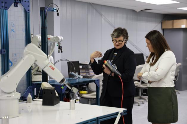 Former White House Press Secretary Sarah Huckabee Sanders Visits Black River Technical College