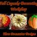 Fall Cupcake Decorating Workshop