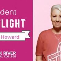 Student Spotlight: Marcy Howard