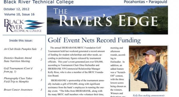 The River's Edge – Volume 10, Issue 16
