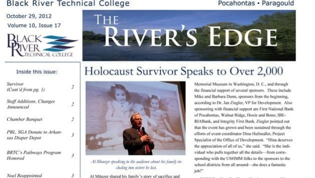 The River's Edge – Volume 10, Issue 17