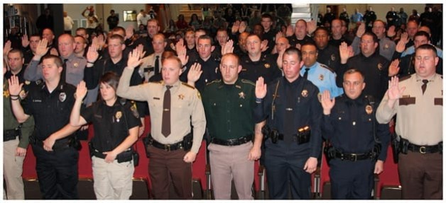 LETA Graduation is Held for 43 Officers